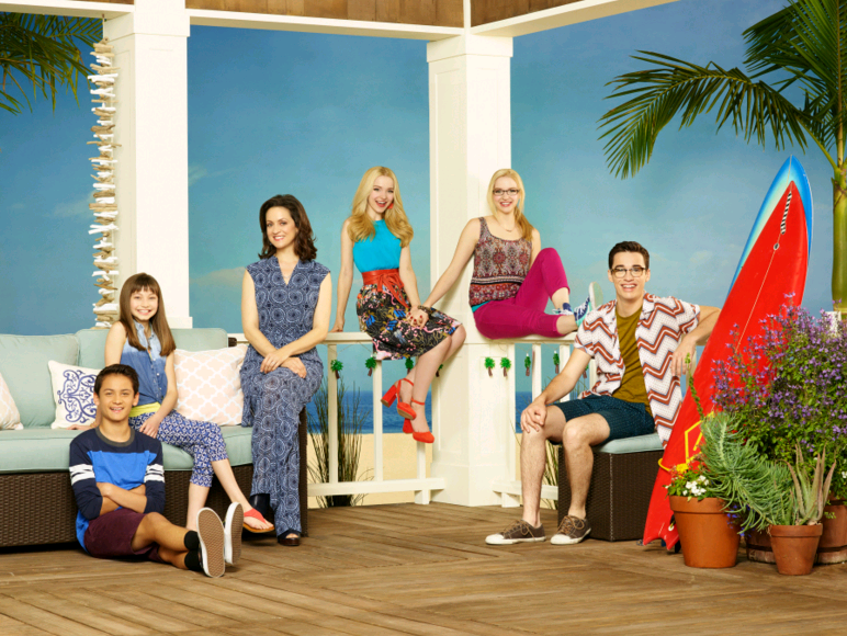 liv and maddie season 4 voice a rooney