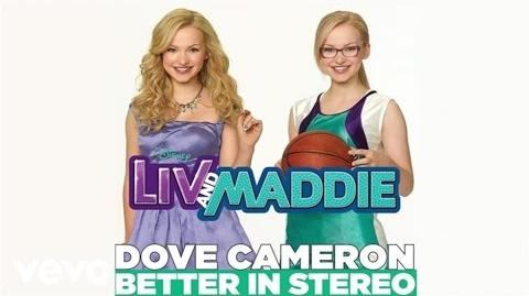 "Dove Cameron - Better in Stereo (from ""Liv and Maddie"") (Audio)"