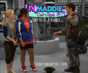 liv and maddie tiny house a rooney