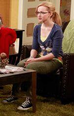 Maddie in Liv and Maddie pilot 1