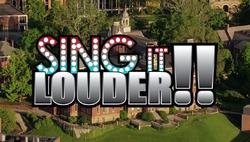 Sing It Louder Logo