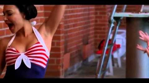 Glee - We Found Love Official Music Video HD