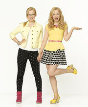 Liv and Maddie Promotional Pi