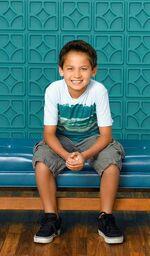 Parker promotional pic 2