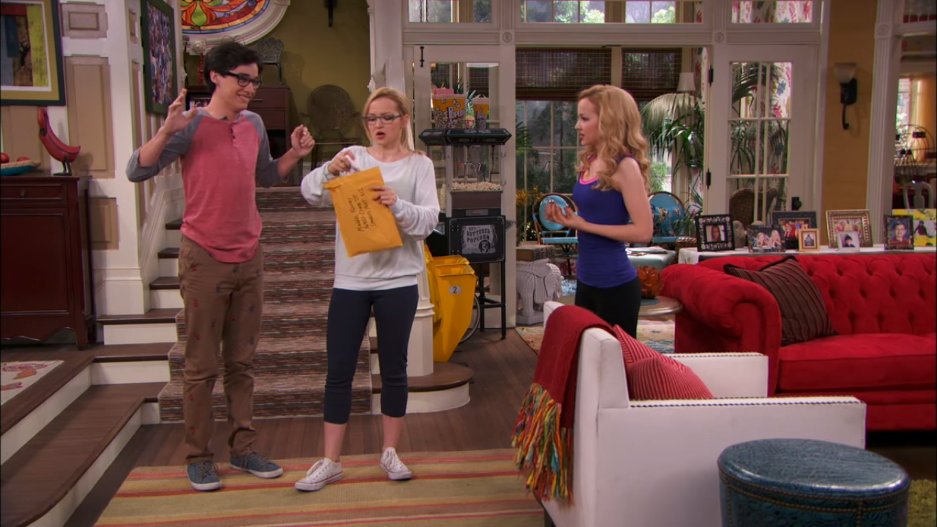 Flashback A Rooney Liv And Maddie Wiki Fandom Powered