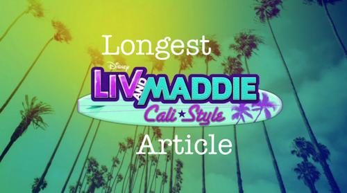 Longest Article