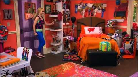 Video Liv And Maddie Gift A Rooney Promo Liv And