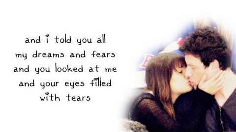 Lea Michele - You're Mine (Lyrics)