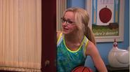 Maddie Standing in Doorway