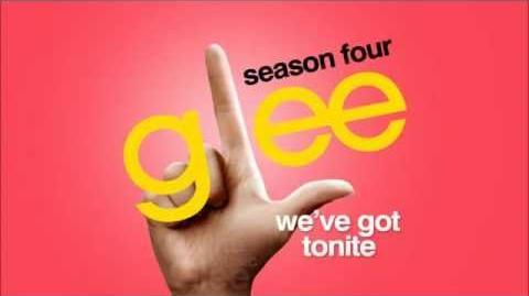 Glee - We've Got Tonight