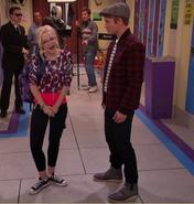Maddie and Josh Meeting