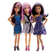 Spinmaster livcolorchangedolls