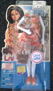 Liv n Wild kerchief dress