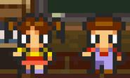 Akira and kaori