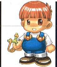 Billy chibi