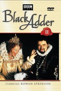 Blackadder II 1986 DVD Cover