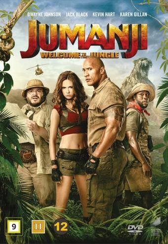 Jumanji Welcome To The Jungle 2017 Live Action Wiki Fandom