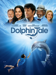 Dolphin Tale 2011 DVD Cover