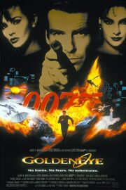 GoldenEye 1995 Poster