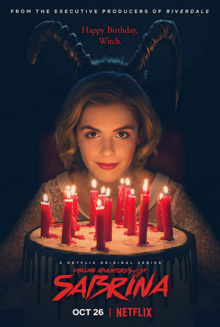 Chilling Adventure of Sabrina 2018 Poster