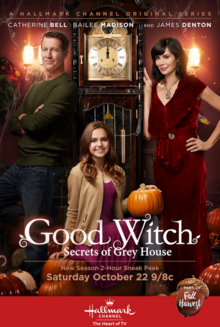 Good Witch 2015 Poster