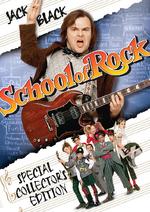 School of Rock 2003 DVD Cover