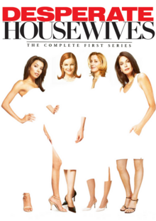 Desperate Housewives 2004 DVD Cover