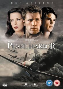 Pearl Harbor 2001 DVD Cover
