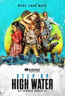 Step Up High Water 2018 Poster