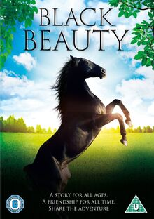 Black Beauty 1994 DVD Cover