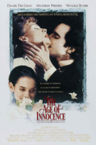 The Age of Innocence 1993 Poster