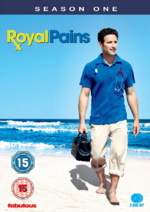Royal Pains 2009 DVD Cover