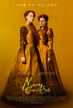 Mary Queen of Scots 2018 Poster