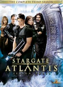 Stargate Atlantis 2004 DVD Cover