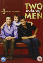 Two and a half Men 2003 DVD Cover