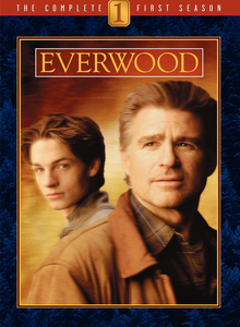 Everwood 2002 DVD Cover