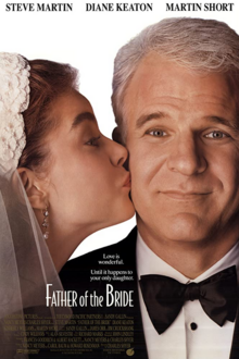 Father of the Bride 1991 Poster