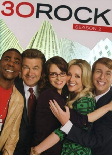 30 Rock 2006 DVD Cover