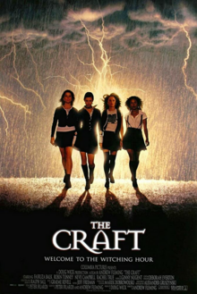 The Craft 1996 Poster