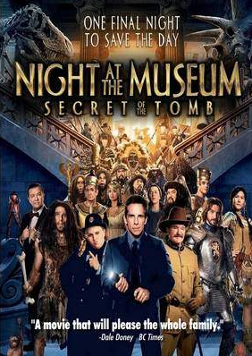 Night At The Museum Secret Of The Tomb 2014 Live