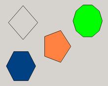 RegularPolygons