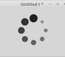 Spinner widget