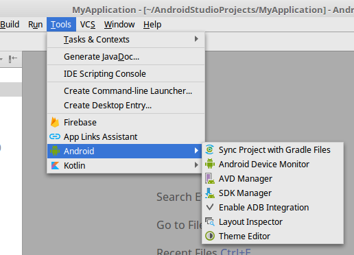 Android studio build apk corrupted | Android Studio java