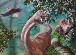 Mokele-mbembe eating