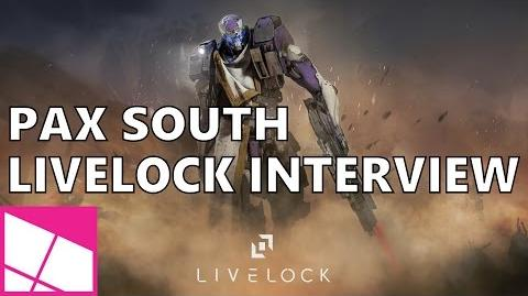 PAX South Livelock Interview and Gameplay