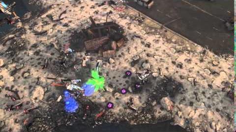 Livelock Hex - Cluster Mine