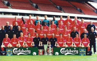 LiverpoolSquad2001-2002