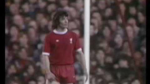 1976 UEFA Cup Final Highlights - Liverpool V Bruge (1st Leg)