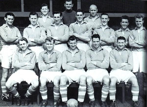 1953 54 Season Liverpool Fc Wiki Fandom Powered By Wikia