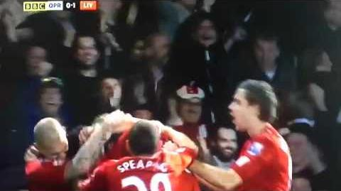 Sebastian Coates Goal v QPR (21 03 12)